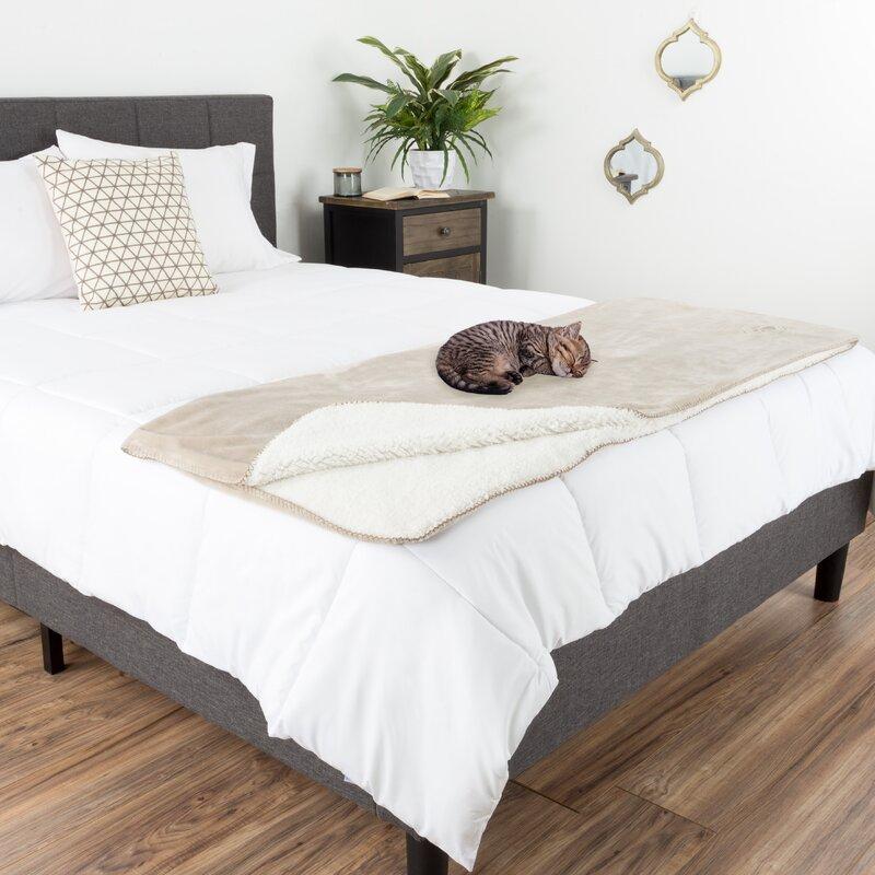 What Is A Throw Blanket Interesting Petmaker Waterproof Pet Throw Blanket Reviews Wayfair