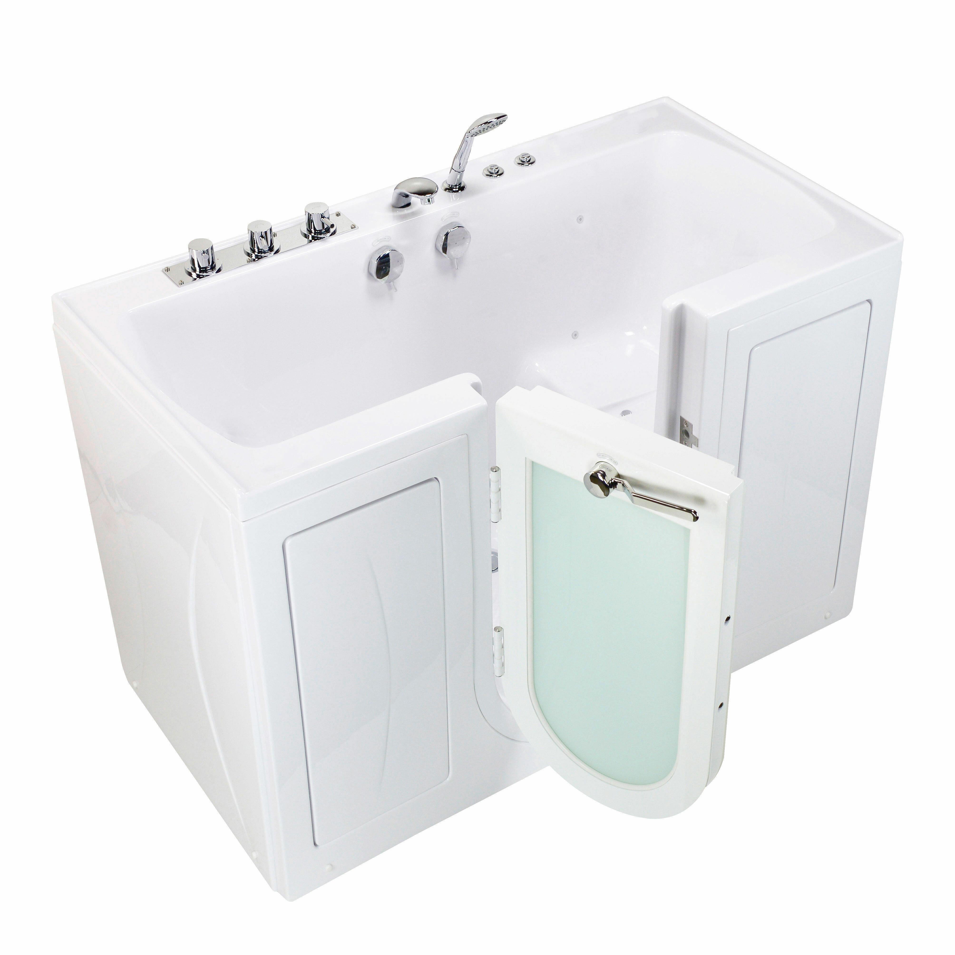Ella Walk In Bath Tub4Two 60\