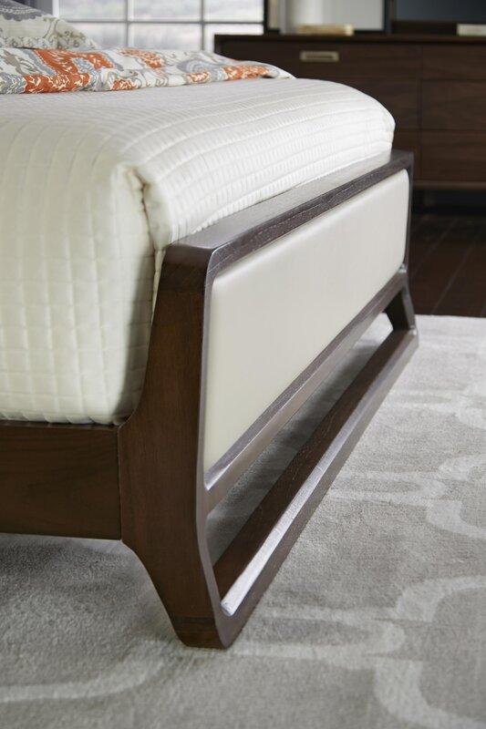 Corrigan Studio Arlo Upholstered Platform Bed & Reviews