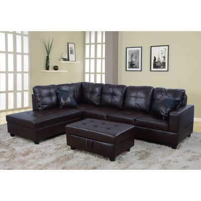 Brown Sectionals You Ll Love Wayfair