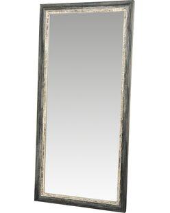Modern & Contemporary Rustic Floor Mirror | AllModern