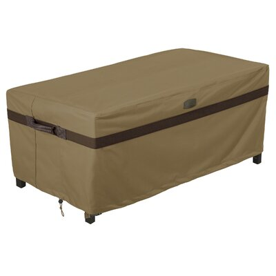 Classic Accessories Hickory Patio Table Cover