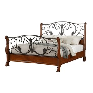 Tuscany Queen Sleigh Bed by Fairfax Home Collections