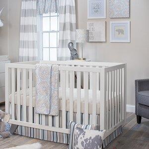 Luna 3 Piece Crib Bedding Set