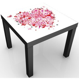 Floral Retro Heart Children's Table by PPS. Imaging GmbH