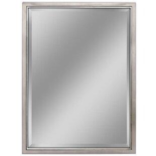 Modern Contemporary Black Metal Framed Mirror Allmodern