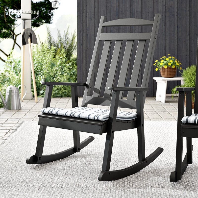 Gastonville Clic Porch Rocking Chair