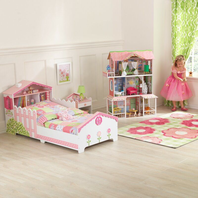 KidKraft Dollhouse Toddler Bed Reviews
