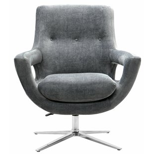 velvet swivel chair wayfair