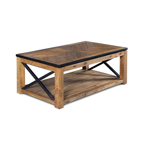 Loon Peak Kawaikini Coffee Table With Lift Top U0026 Reviews   Wayfair
