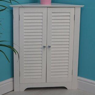 Odense 64.5 X 79.5cm Corner Free Standing Cabinet