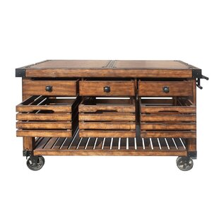Alleyne Kitchen Cart