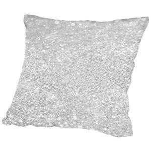 Shiny Glamour Luxury Throw Pillow