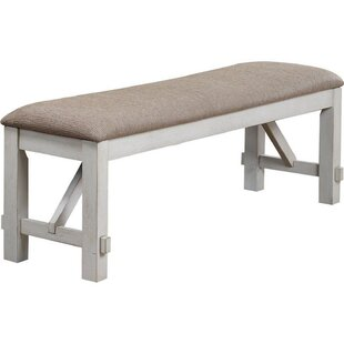 David Upholstered Bench