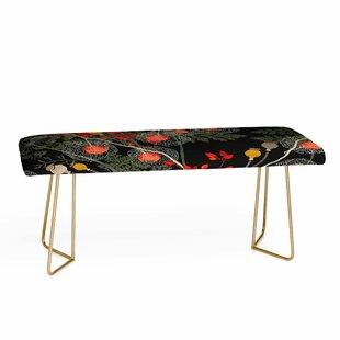 Iveta Abolina Upholstered Bench