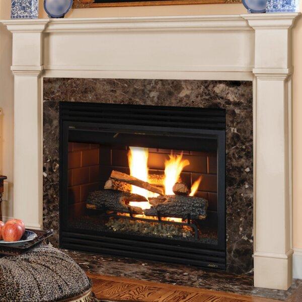 Pearl Mantels Richmond Fireplace Mantel Surround Amp Reviews
