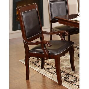 Arm Chair (Set of 2) by Best Quality Furniture