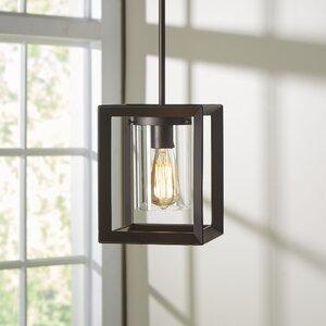 Bouvet 1-Light Mini Pendant