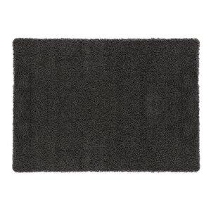 Cozy Charcoal Area Rug