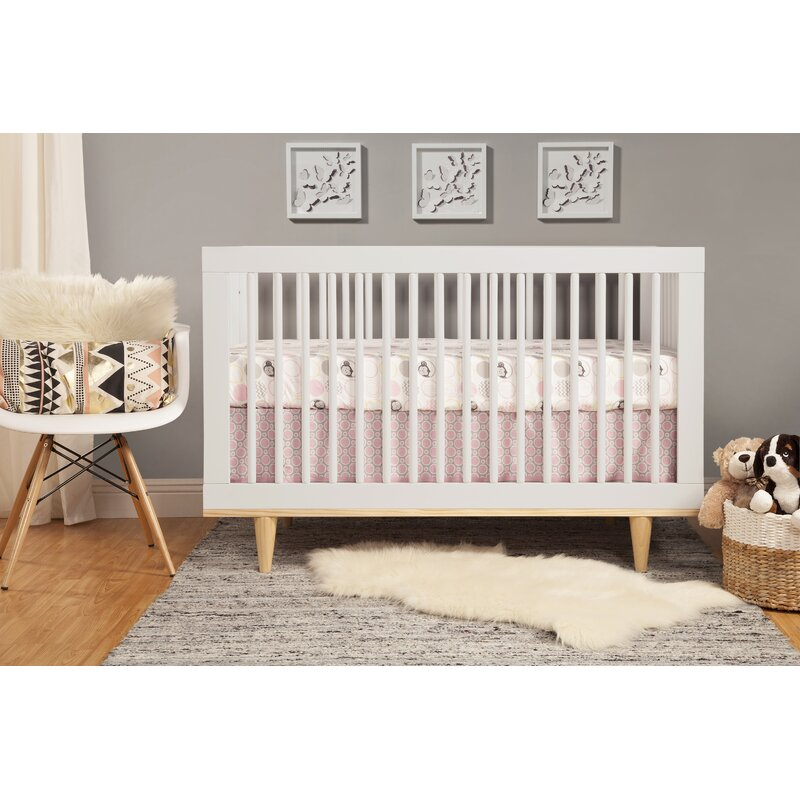Marley 3-in-1 Convertible Crib