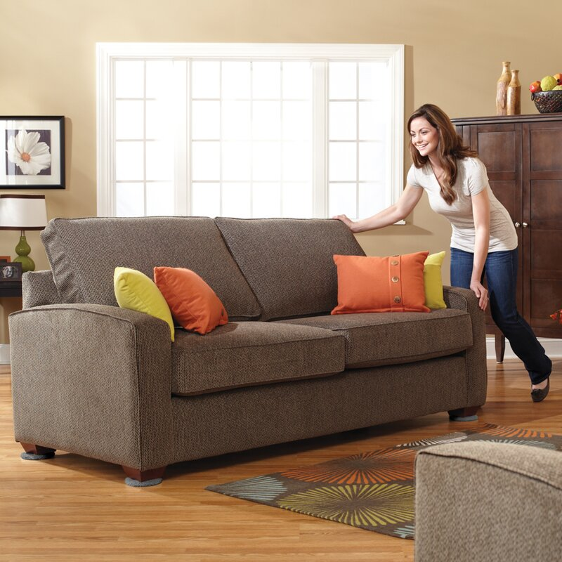 Waxman Super 8 Piece Reusable Furniture Movers Sliders Set Reviews