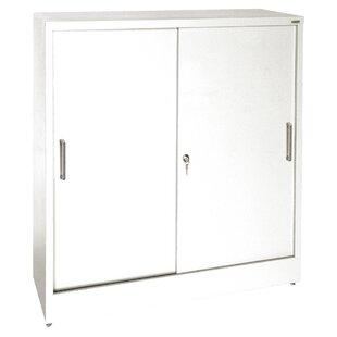 Cabinet With Sliding Doors | Wayfair on