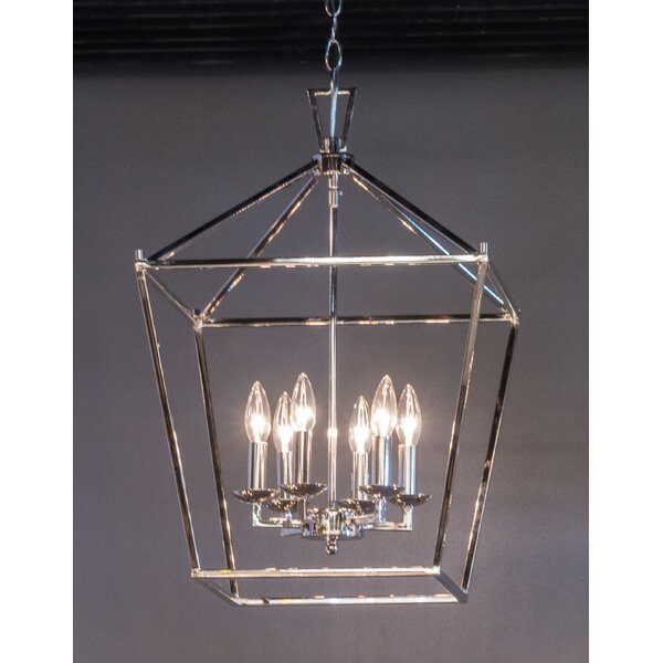 Laurel Foundry Modern Farmhouse Carmen 6 Light Foyer