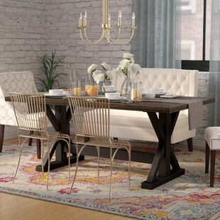 Dining Table Kitchen Dining tables kitchen tables joss main landrum dining table by simmons casegoods workwithnaturefo