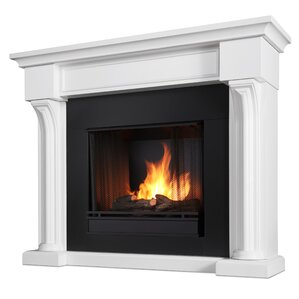 Verona Gel Fuel Fireplace by Real Flame