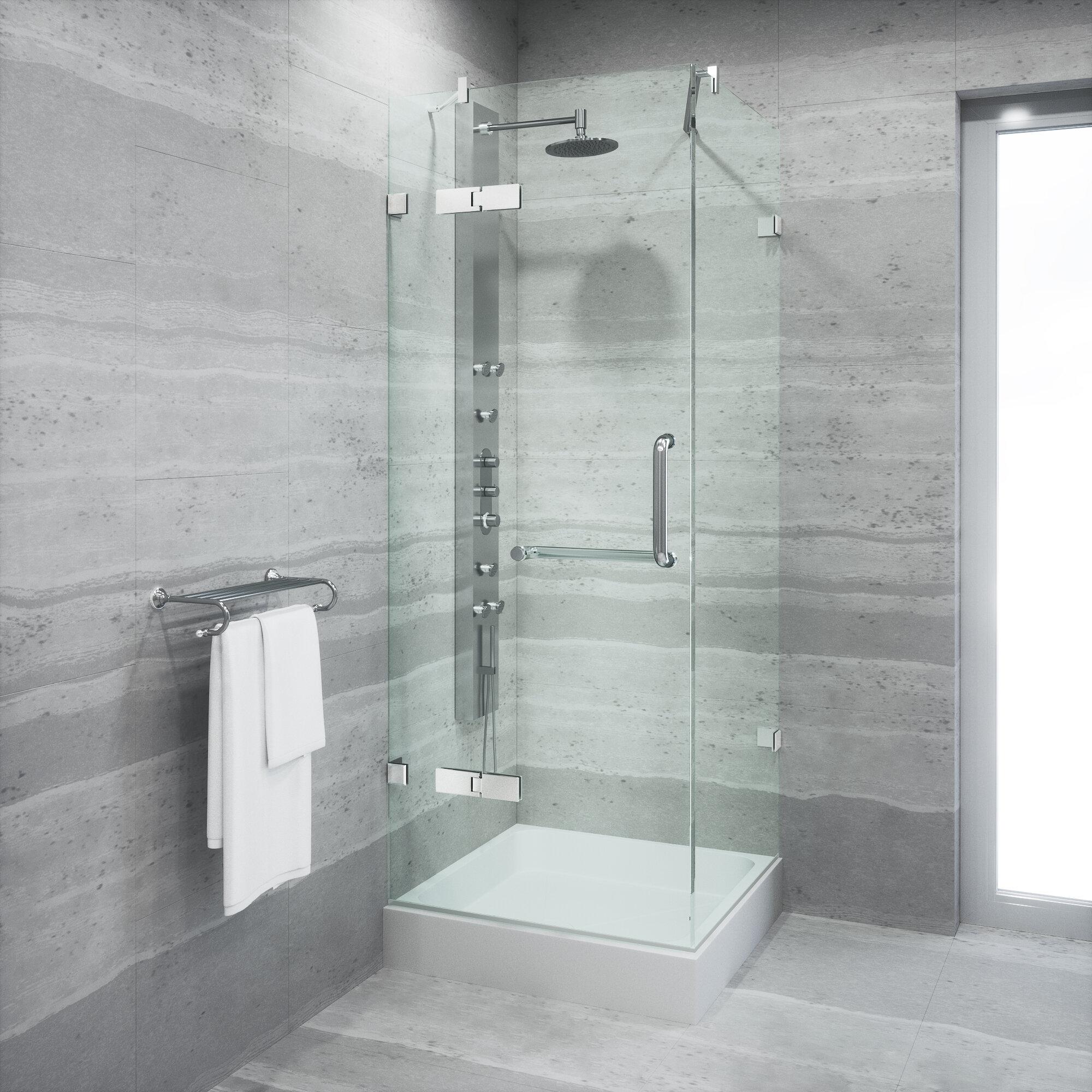 VIGO Shower 30.25\