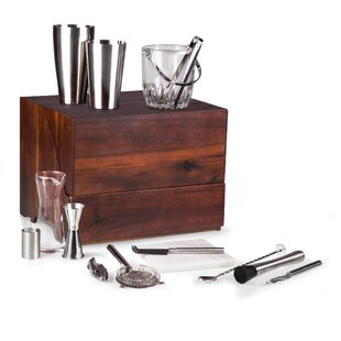 Winona Madison 20 Piece Bar Table Top Set