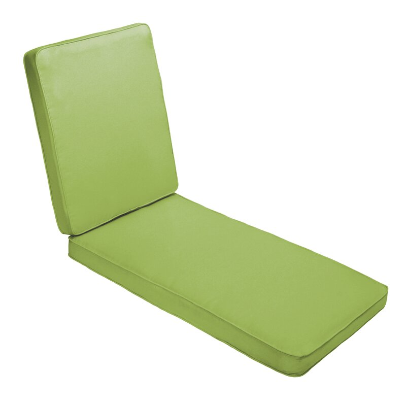 Apple Outdoor Lounge Chair Cushion
