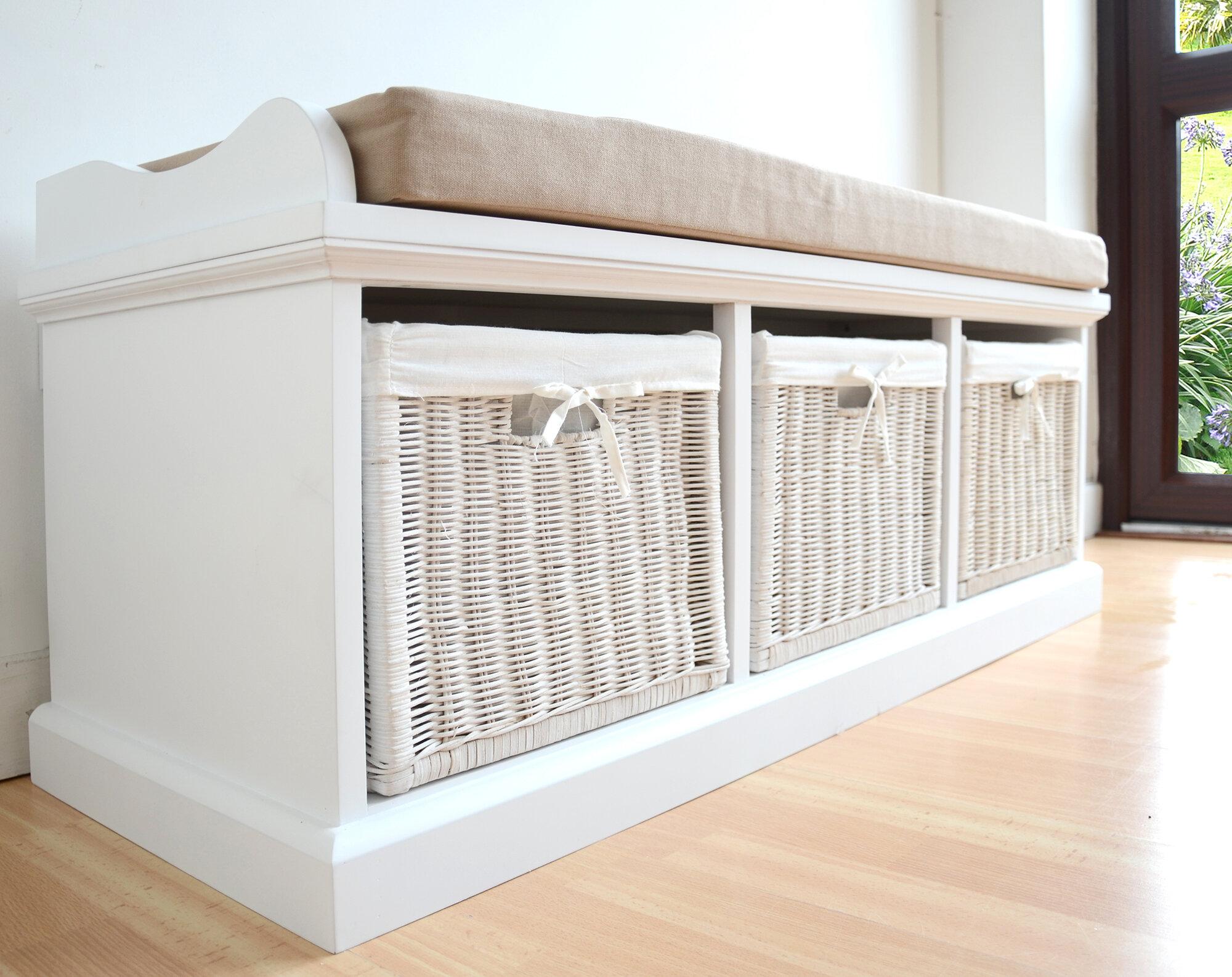 Storage Benches | Wayfair.co.uk
