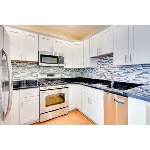 kitchen sink base cabinet. Shaker 34 5  x 30 Kitchen Sink Base Cabinet Wayfair