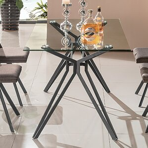 Doner Dining Table by Mercury Row
