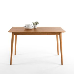 Kaylen Mid Century Modern Wood Dining Table