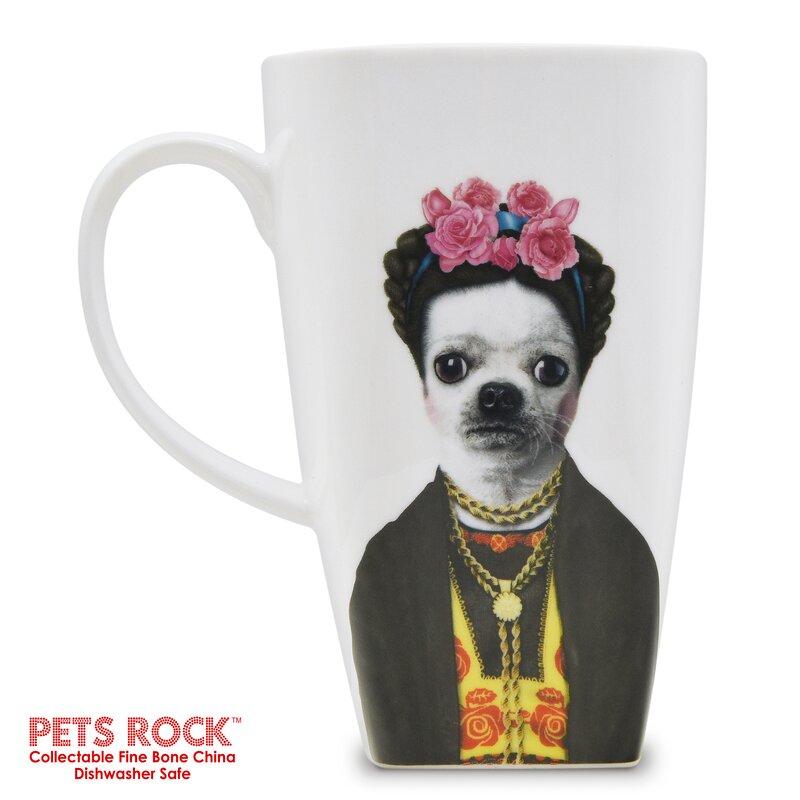 Vivan Mexico Fine Bone China Coffee Mug