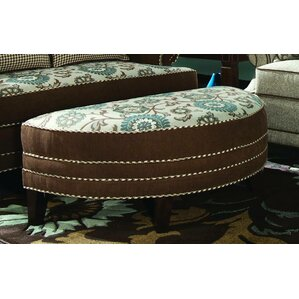 Red Barrel Studio Angelyn Half Moon Ottoman Image