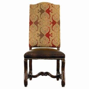 Costa Del Sol Perdonato Fabric Parsons Chair..