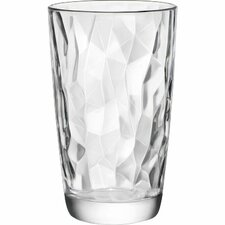 cooler highball glass set of 6 - Highball Glasses