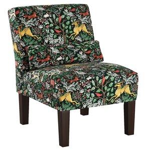 Penndel Slipper Chair by August Grove