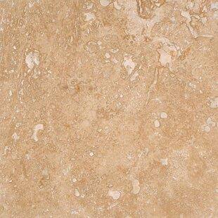 Tuscany walnut travertine tile wayfair tuscany walnut 12 x 12 travertine tile ppazfo