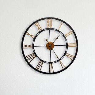 bdfa82654e2b Arapahoe Oversized Greenwich 68cm Wall Clock