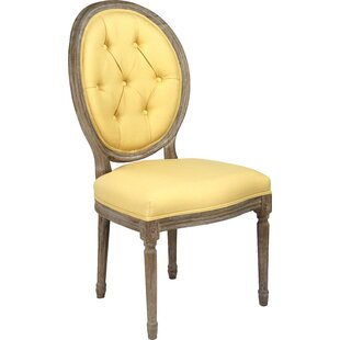 Arvidson Upholstered Dining Chair Best #1