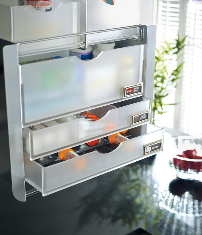 Pull Down Cabinet System