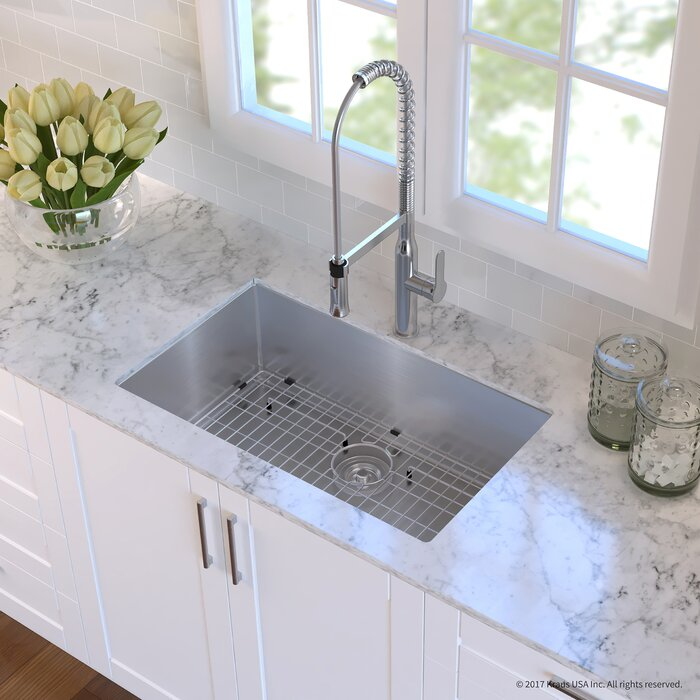 Stainless Steel Kitchen Sink Gauge Homes Decoration