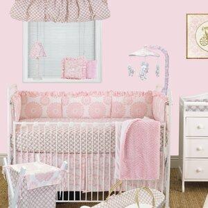 Conlan 4 Piece Crib Bedding Set
