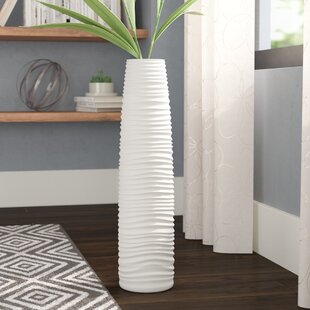 Tall & Large Vases You'll | Wayfair Floor Vase Fireplace on floor pillows fireplace, floor cushions fireplace, floor vase ideas,
