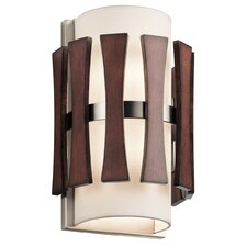 Fosse 2-Light Wall Sconce