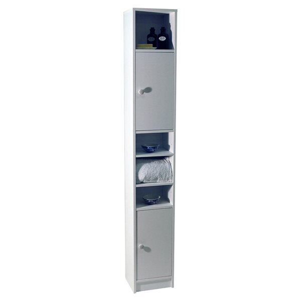 House Additions 28 X 183cm Free Standing Tall Bathroom Cabinet U0026 Reviews |  Wayfair.co.uk